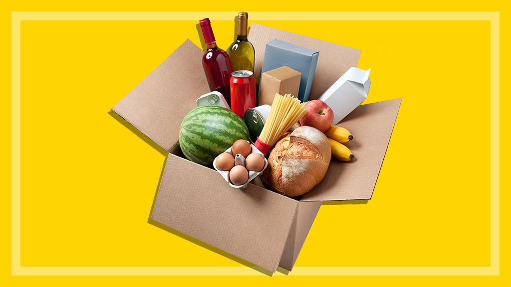 Online grocery delivery services review - CHOICE