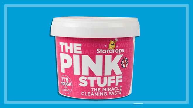 the pink stuff miracle cleaning paste first look