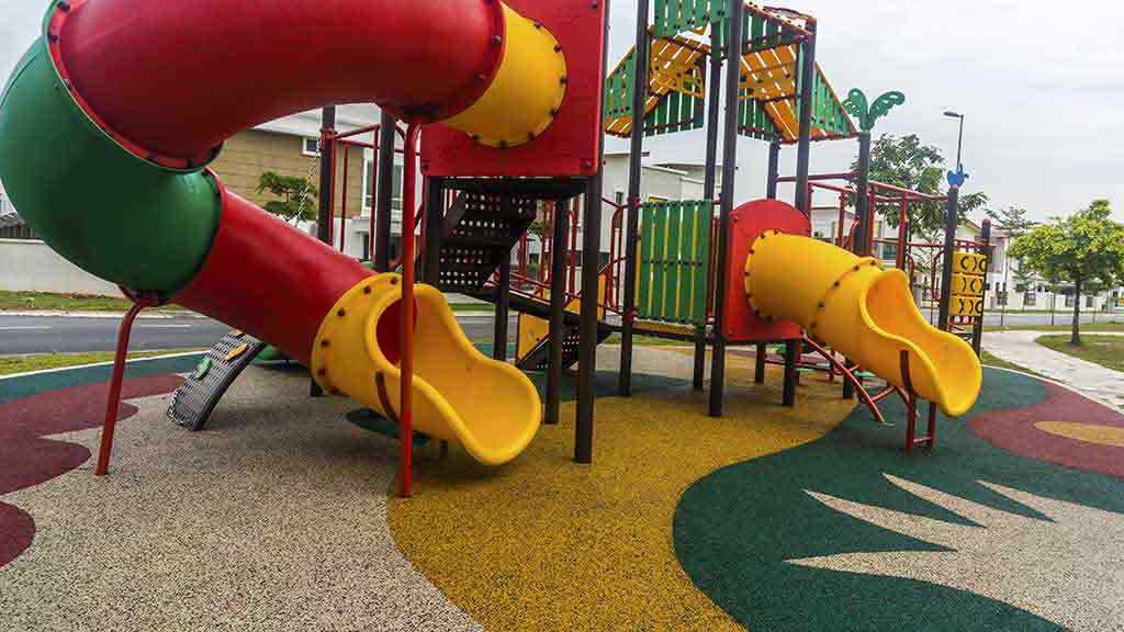 Does More Time On Playground Equal >> Playground Surfaces Not All Equal Children And Safety Choice