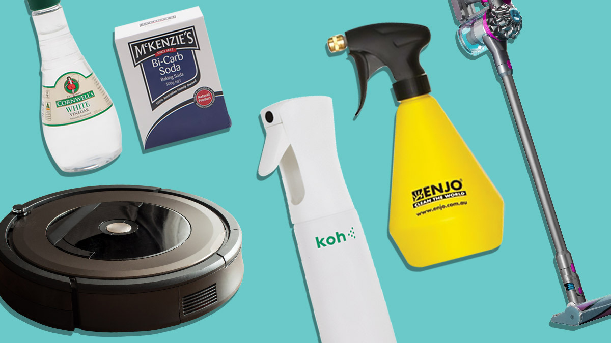Cult cleaners: Dyson, iRobot, Enjo & Koh - CHOICE