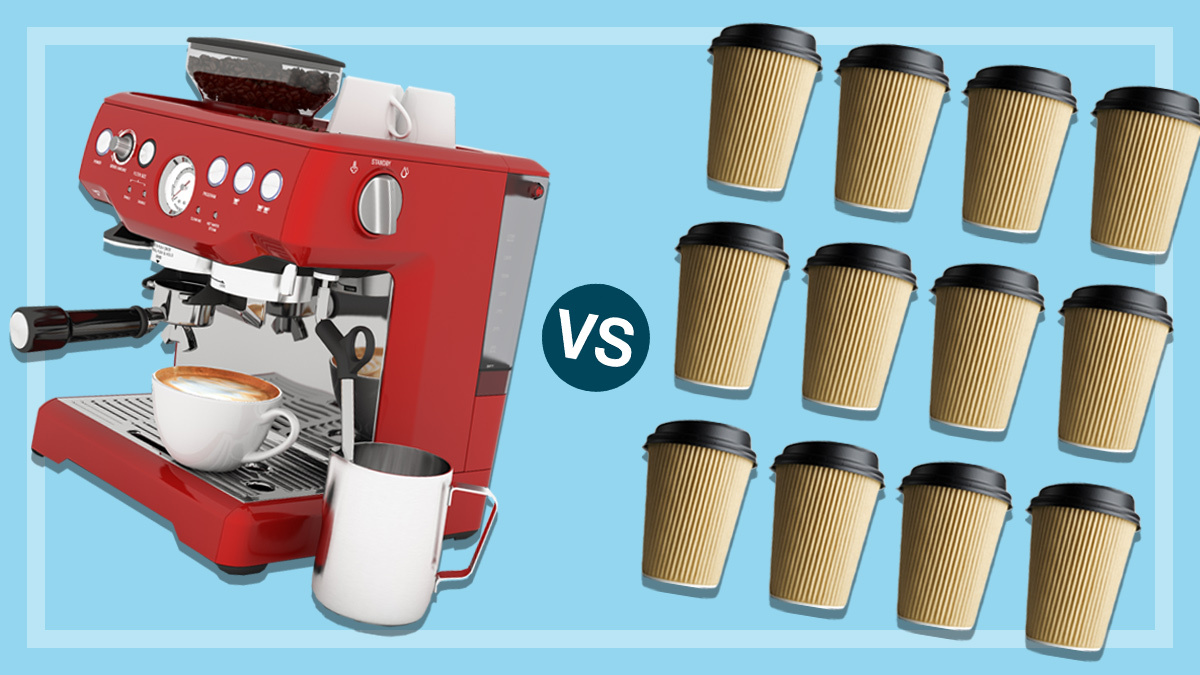 Is It Worth Buying A Home Espresso Coffee Machine Choice