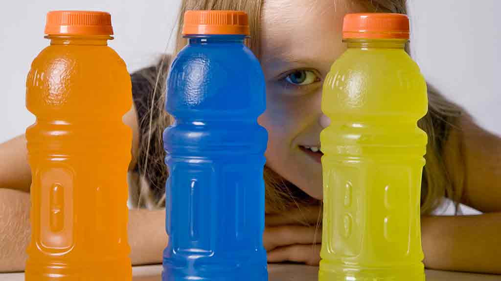 Sports drinks vs water - food and drink - CHOICE