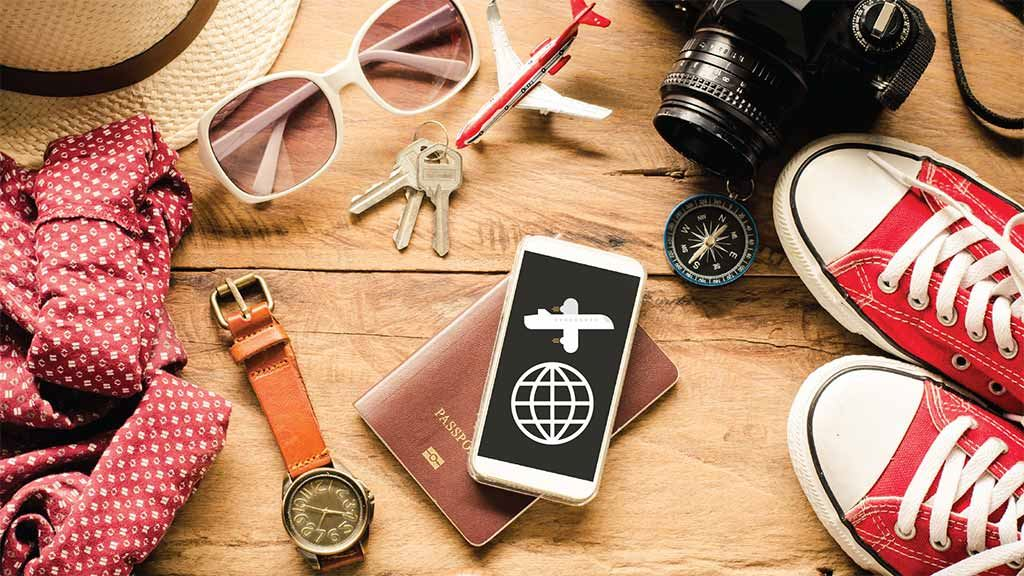 Travel planning apps - CHOICE